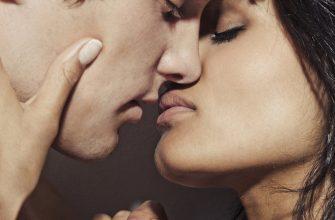Целуйтесь чаще! Это прекрасная разминка мышц лица