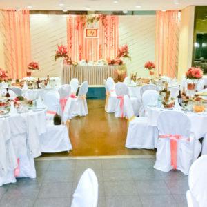 Банкетные залы и гостиницы - залог успешного торжества и уютного отдыха приглашенных гостей