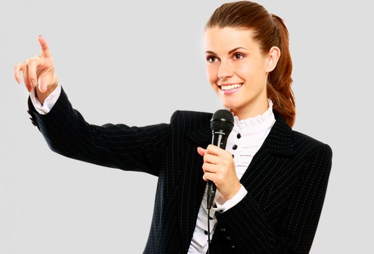 Как быть убедительным на сцене