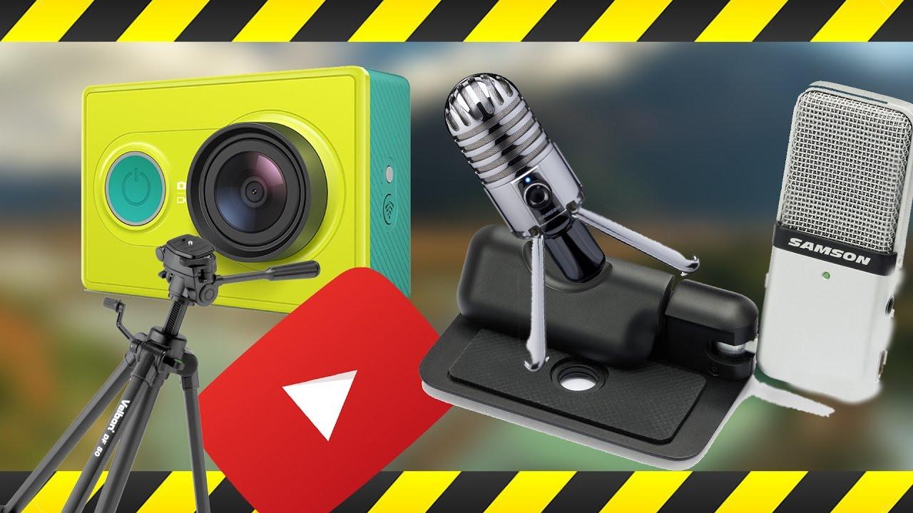Как снимать видео: что нужно знать и уметь блогеру?